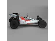 ECX Boost 1:10 2wd Buggy: weiss/rot RTR Int Horizon ECX03052IT1 - ECX03052IT1