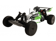 ECX Boost 1:10 2wd Buggy: schwarz /grun RTR Int Horizon ECX03052 - ECX03052IT2