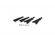 ECX 4WD 1/10 - Triangles avant (2) - ECX234001