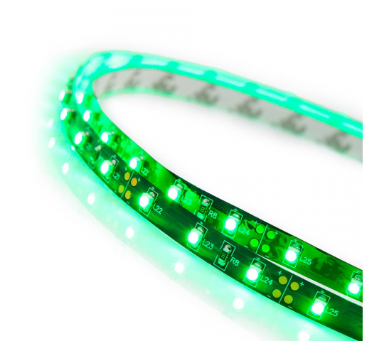 Green LED Strip w/Adhesive Back (1M) - 2691