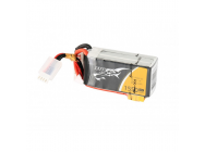 TATTU 1550mAh 14.8V 45C 4S1P Lipo Battery Pack - TA-45C-1550-4S1P