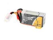 TATTU 1550mAh 11.1V 45C 3S1P Lipo Battery Pack - TA-45C-1550-3S1P