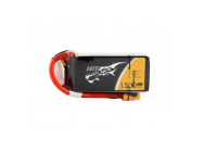 TATTU 1300mAh 11.1V 75C 3S1P Lipo Battery Pack - TA-75C-1300-3S1P