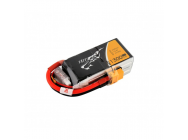 Tattu 1300mAh 14.8V 75C 4S1P Lipo Battery Pack - TA-75C-1300-4S1P