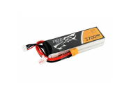 TATTU 3700mAh 14.8V 45C 4S1P Lipo Battery Pack - TA-45C-3700-4S1P
