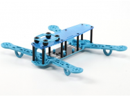 Color250 MiniQuadCopter Frame BLEU - C1-010101-4