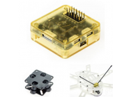 CC3D pins droites + support amorti + support antennes reception