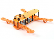 Color250 MiniQuadCopter Frame ORANGE - C1-010301-7