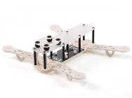 Color250 MiniQuadCopter Frame Blanc - C1-010401-2