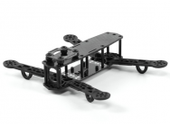 Color250 MiniQuadCopter Frame NOIR - C1-010501-1