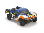 ECX Torment 1/24 4WD Short Course Truck Bleu/Orange - ECX00014T1