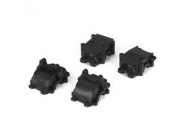 Set de carters de transmission AV/AR Mini 8ight 1/14 - LOS-LOSB1921