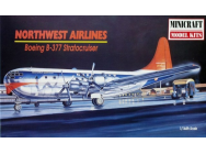 Northwest Airlines Boeing 377 Stratocruiser 1/144 - MMK-14471