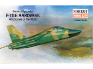 General Dynamics F-111E Aardvark 1/144 - MMK-14420