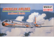 American Airlines Lockheed Electra 1/144 - MMK-14476