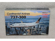 Boeing 737-300 Continental Airlines 1/144 - MMK-14481