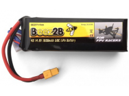 4S 14.8v 1800mAh 50C Lipo Battery for FPV racer - BEEFPVR06