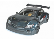 WP HYPER GT 1:8 On-Road Verbrenner grau - 90206