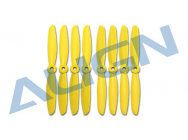Helices 6040 jaune MR25 Align MP0603A - MP0603A