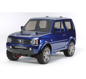suzuki jimny peint mf01x tamiya 1 10 tam 58621 miniplanes. Black Bedroom Furniture Sets. Home Design Ideas