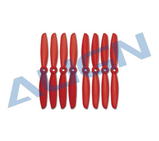 Helices 6040 rouge MR25 Align MP0603CT - MP0603CT