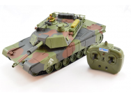 M1A1 ABRAMS 1/20 2.4Ghz HOBBY ENGINE - HE0731