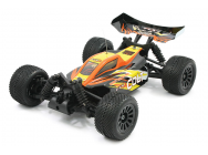 FTX Colt 1/18 Brushed black/orange - FTX5506