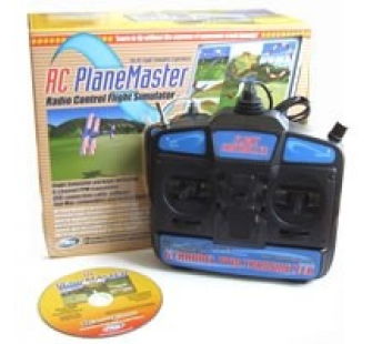 RealityCraft Master RC Plane + game commander mode 2 - RCSIM41