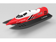 CLAYMORE MINI RACING BOAT RTR RED/BLACK VOLANTEX - V795-2R