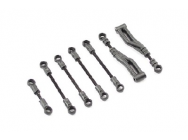 Ishima - Front Upper Linkage Set ISH-010-005 - ISH-010-005