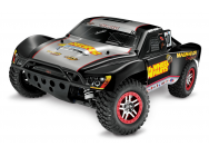 SLASH 4x4 1/10 BRUSHLESS TSM WIRELESS iD TRAXXAS