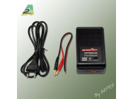 Chargeur NIMH 4-8S 220V - UP4AC-N