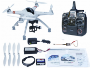 QR X350 PRO FPV + DEVO F7 radio (mode2) + Gimbal ready for GoPro - WALX350PRO-RFG2-COPY-1
