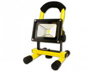 Spot halogene rechargeable 10 watts LED Arcas (Jaune) - 13184