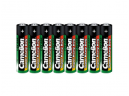 Pack de 8 piles Camelion R03 Micro AAA (Value Pack) - 12050