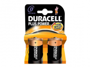 Pack de 2 piles Duracell Plus Power MN1300/LR20 Mono D - 6122