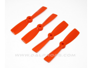 Helice DAL  Indestructible  4045 Bullnose Orange - 4045DAL-BN-O