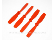 Helice DAL  Indestructible  6045 Bullnose Orange - 6045DAL-BN-O