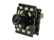 SUPPORT DE CAMERA FPV AVEC LEDS