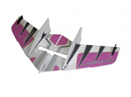 Aile volante Crack WING PURPLE RC-Factory - F01