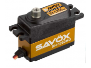 SAVOX HV DIGITAL MINI CYCLIC SERVO 8KG/0.095s@7.4V - SV-1250MG