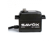 SAVOX HV BLACK EDITION STD DIGITAL SERVO 26KG@7.4V (LIPO) - SC-1268SGB