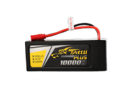 Tattu Plus 10000mAh 22.2V 25C 6S1P Lipo Battery Pack - TA-PLUS-25C-10000-6S1P