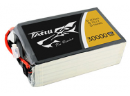 Tattu 30000mAh 22.2V 25C 6S1P Lipo Battery Pack - TA-25C-30000-6S1P