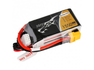 Accu Lipo TATTU 1550mAh 11.1V 75C 3S1P - Specially Made for Victory with Limited Edition - TA-75C-1550-3S1P-R