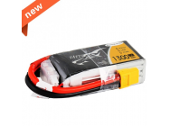 Tattu 1300mAh 14.8V 75C 4S1P Lipo Battery--Specially Made for Victory with Limited Edition - TA-75C-1300-4S1P-R