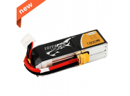 TATTU 1800mAh 14.8V 75C 4S1P Lipo Battery Pack--Specially Made for Victory with Limited Edition - TA-75C-1800-4S1P-R