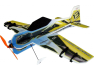 Crack Yak LITE blue/yellow 800mm RC-Factory - RCF-L01
