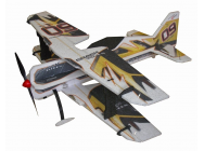 Crack PITTS yellow BACKYARD 755mm RC-Factory - RCF-B12