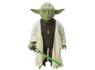 FIGURINE MAITRE YODA 50CM COLLECTOR - STAR WARS - JP90819